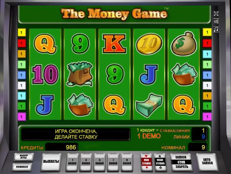 игровые автоматы играть онлайн money